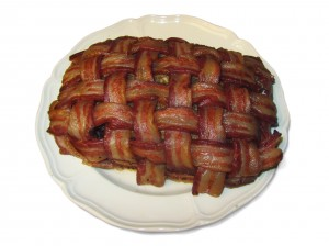 CrissCross the bacon for a fresh look and lots of flavor