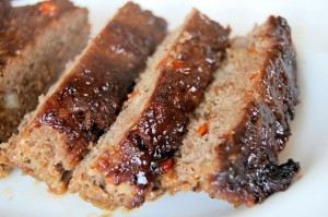 Grass Fed Beef Meatloaf