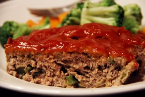 Grass Fed Meat Loaf